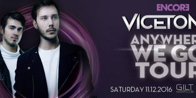 Vicetone gilt nightclub