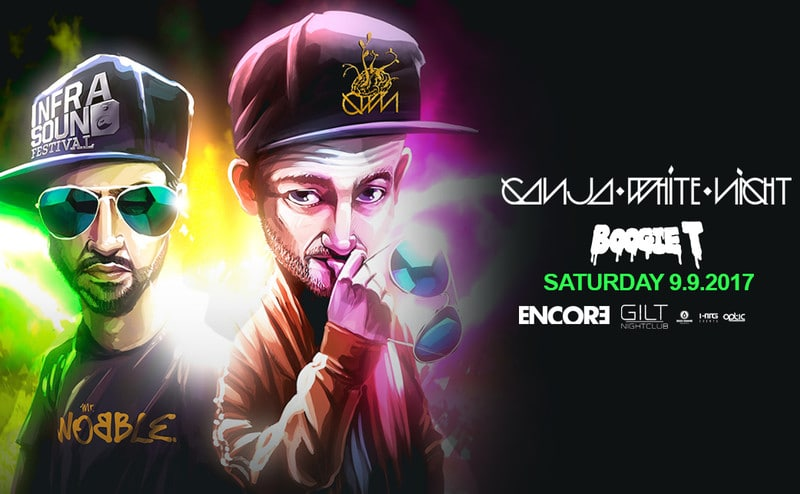 Ganja White Night in Orlando at Gilt Nightclub