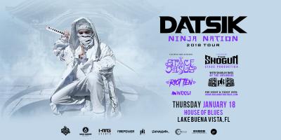 Datsik at HOB