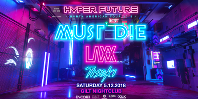 Hyper Future Tour Orlando