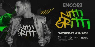 Nitti Gritti at Gilt Nightclub