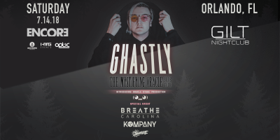 Ghastly at Gilt Nightclub
