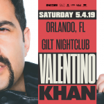 Valentino Khan at Gilt Nightclub