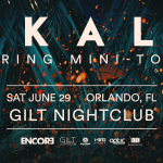 Ekali at Gilt Nightclub