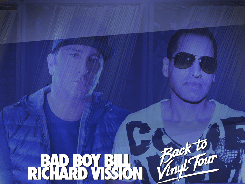 Bad Boy Bill x Richard Vission