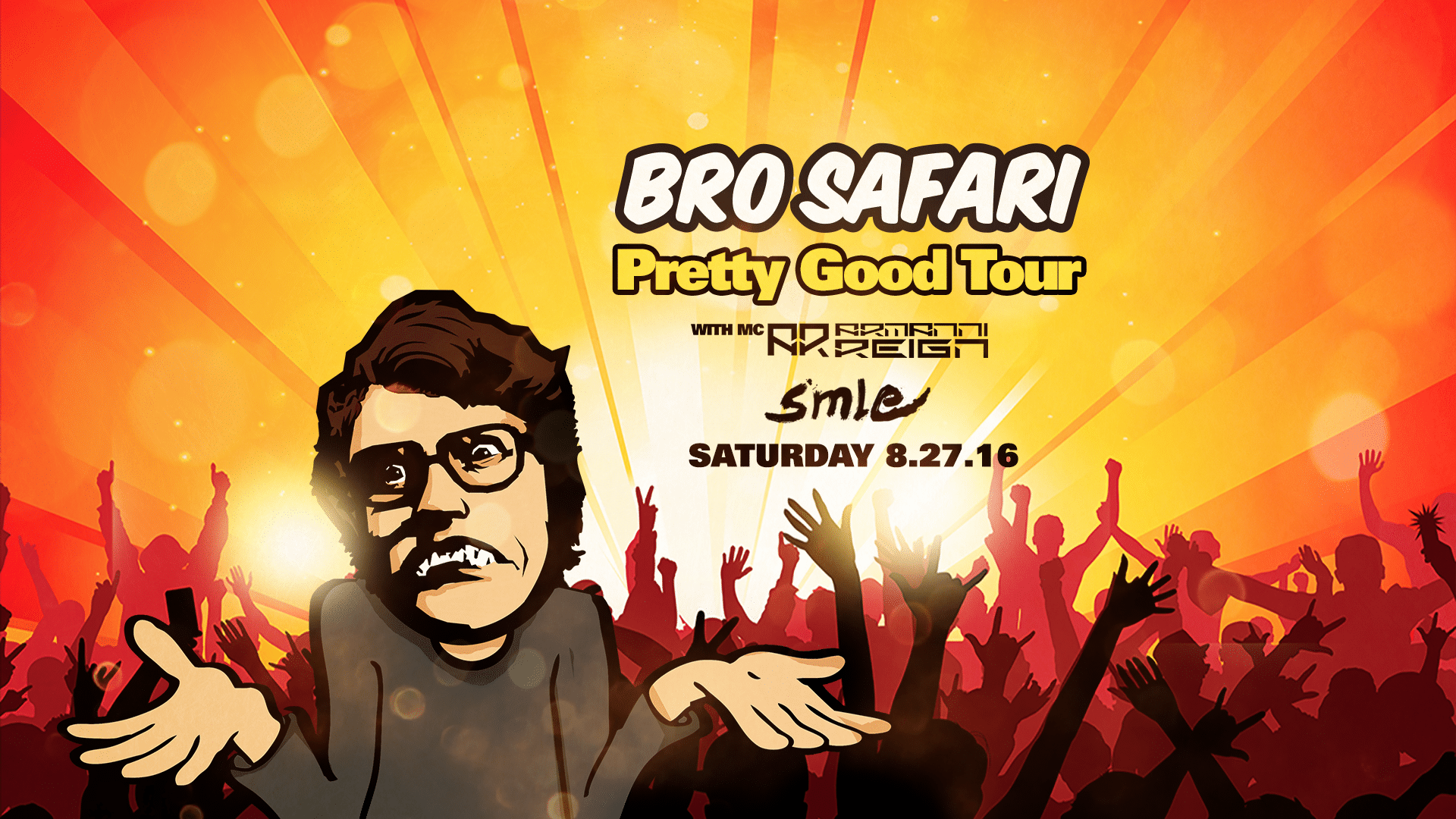 bro safari feeling good tour
