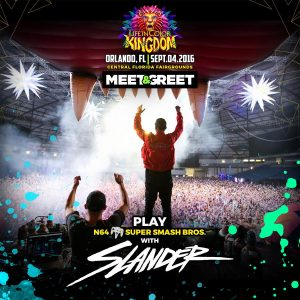 win a meet and greet with Slander at LIC