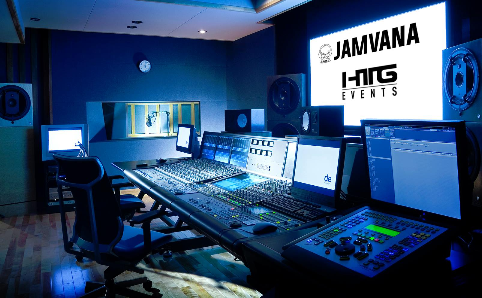 Jamvana HTG events