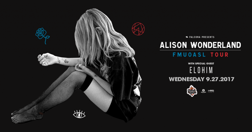 Alison Wonderland at HOB