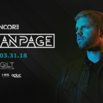 Morgan Page at GILT Nightclub