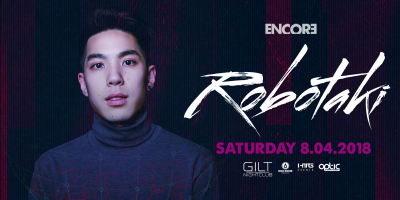 Robotaki at Gilt Nightclub