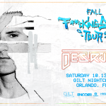 Destructo at Gilt Nightclub
