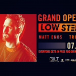 Low Steppa at Gilt Nightclub