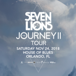 Seven Lions at House Of Blues