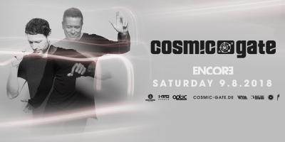 Cosmic Gate at Gilt Nightclub