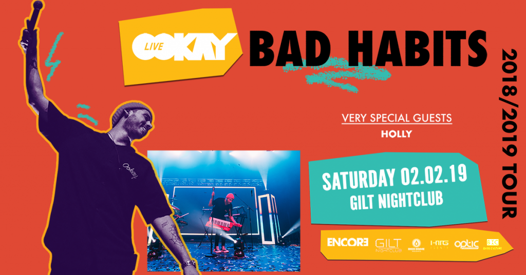 Ookay at Gilt Nightclub