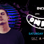 Omnom at Gilt Nightclub